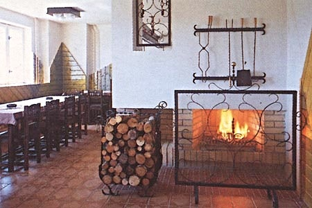 Penziony Šumava ubytování - Penzion v Srní na Šumavě - restaurace