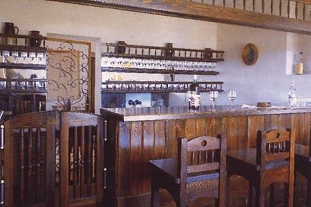Penziony Šumava - Penzion v Srní na Šumavě - restaurace